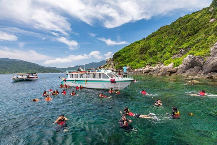 Cham Island Snorkeling Full Day Trip