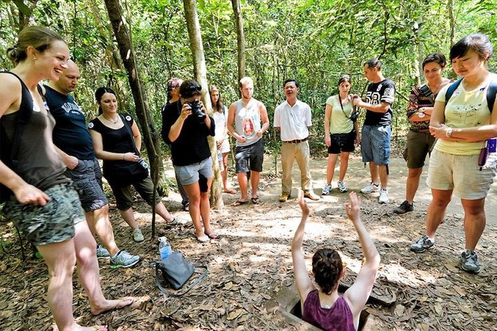 Cu Chi Tunnel Half Day - Small Group