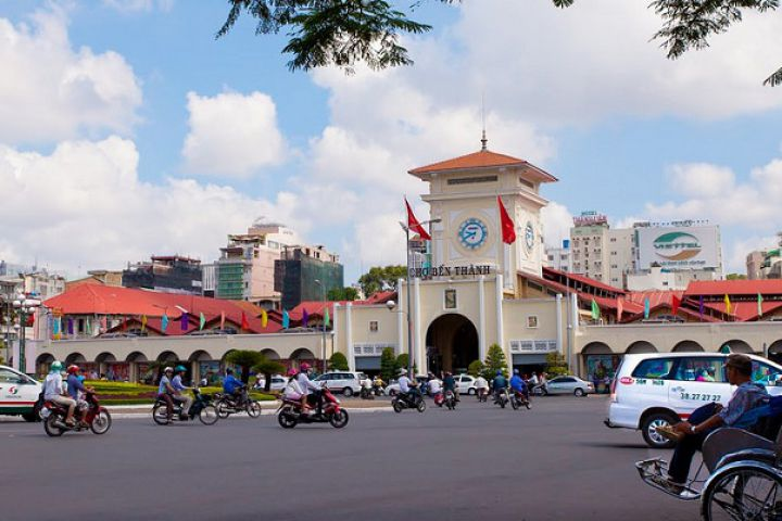 Ho Chi Minh City Full Day Trip - Big Group