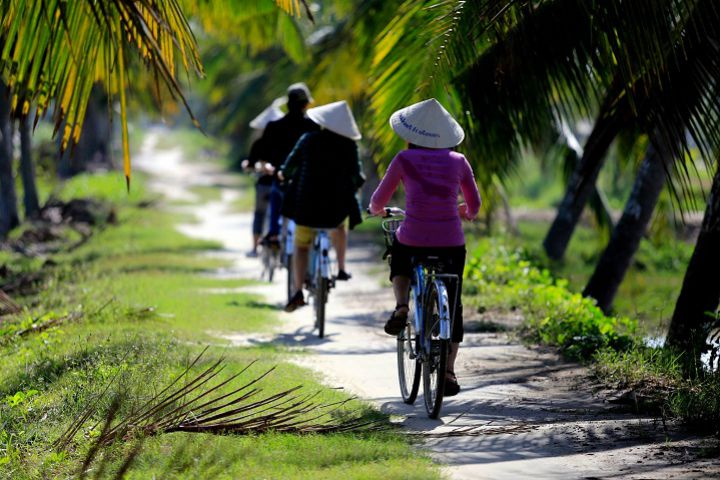 Bicycle Country Side Tour – Tra Nhieu Eco Village